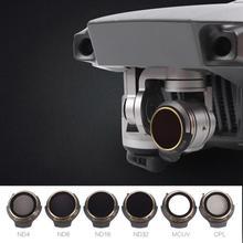 NEW 6 PcsSet Sunnylife Mavic Pro DJI Lens Filter ND CPL MCUV HD High Transmittance Camera Lens Filter for DJI Mavic Pro