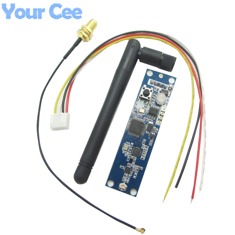 5 pcs Wireless DMX512 PCB Module Board LED Light Controller Transmitter Receiver5 pcs Wireless DMX512 PCB Module Board LED Light Controller Transmitter Receiver