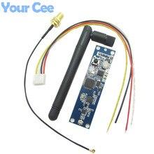 5 шт. Беспроводной DMX512 PCB платы модуля свет контроллер приемник передатчик