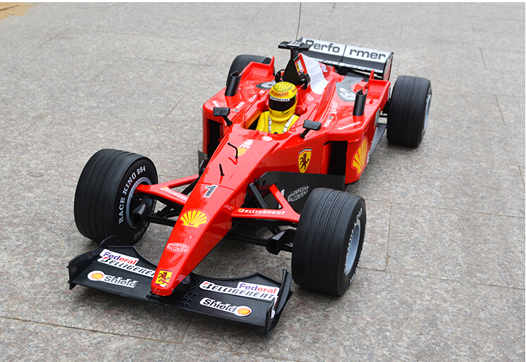 Charmant RC Car 1:6 F1 Formula Super Racing Car Remote Control Sport Car Model 4  Spare Tyres Rechargerable Electronic Car Toy In Ride On Cars From Toys U0026  Hobbies On ...
