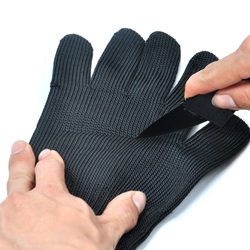 Kevlar gloves proof protect stainless steel wire safety cut metal mesh butcher anti cutting breathable work.jpg 250x250