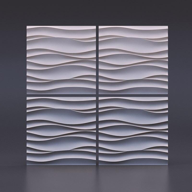 Us 5925 25 Offformy Z Tworzyw Sztucznych Dla Tynk 3d Dekoracyjne Panele ścienne