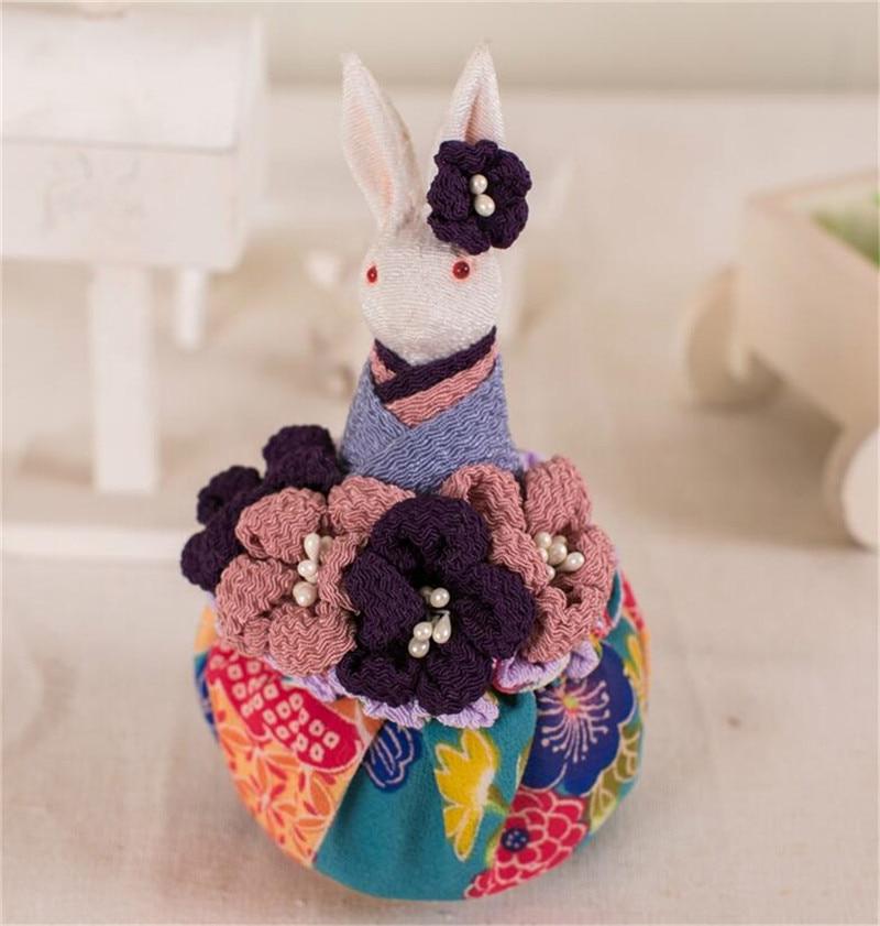 Spieluhr Weihnachten.Us 41 22 30 Off Dekoration Kreative Musikalische Box Japanischen Kimono Blume Kaninchen Spieluhr Weihnachten Valentinstag Party Jahrestag Liebhaber