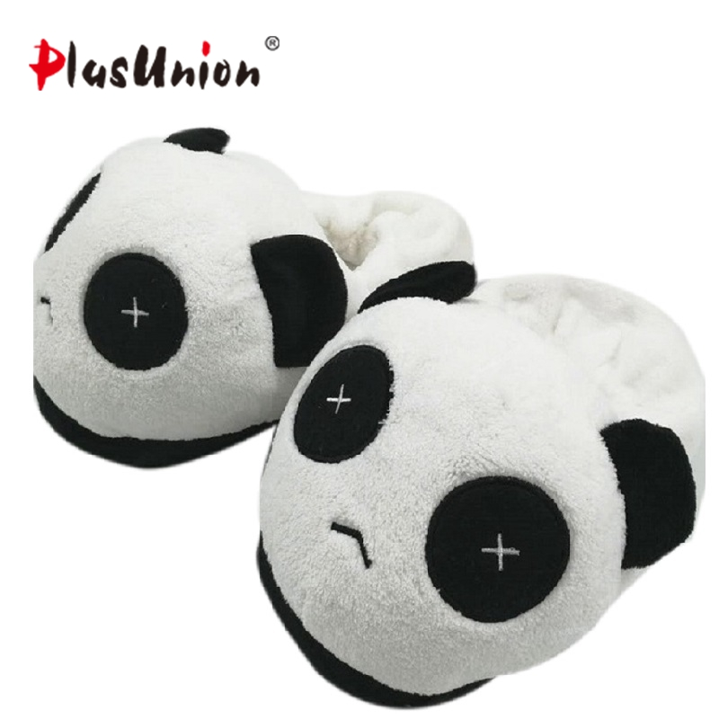 embroider flock indoor slippers winter home furry fuzzy womens house with fur mules women bow plush flat shoes feathers s170 cry emoji cartoon flock flat plush winter indoor slippers women adult unisex furry fluffy rihanna warm home slipper shoes house