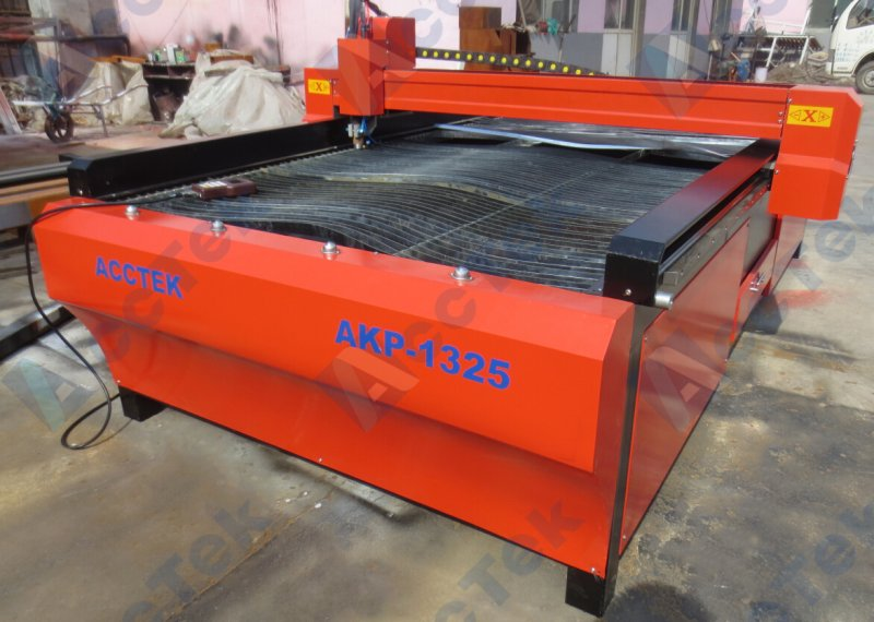 63A thin metal plates advertisement cnc plasma cutting machine metal cutting 5mm 10mm