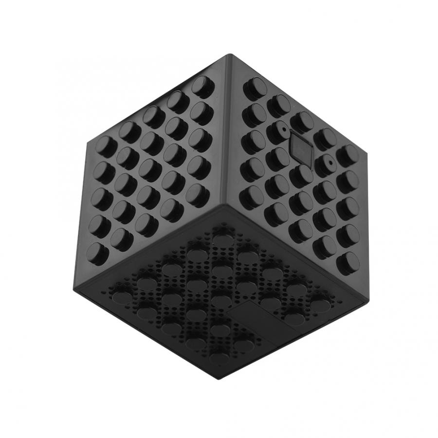 New soundbar Puzzle Small Particle Block Speaker Wireless Bluetooth Portable Outdoor Speaker speakers computer