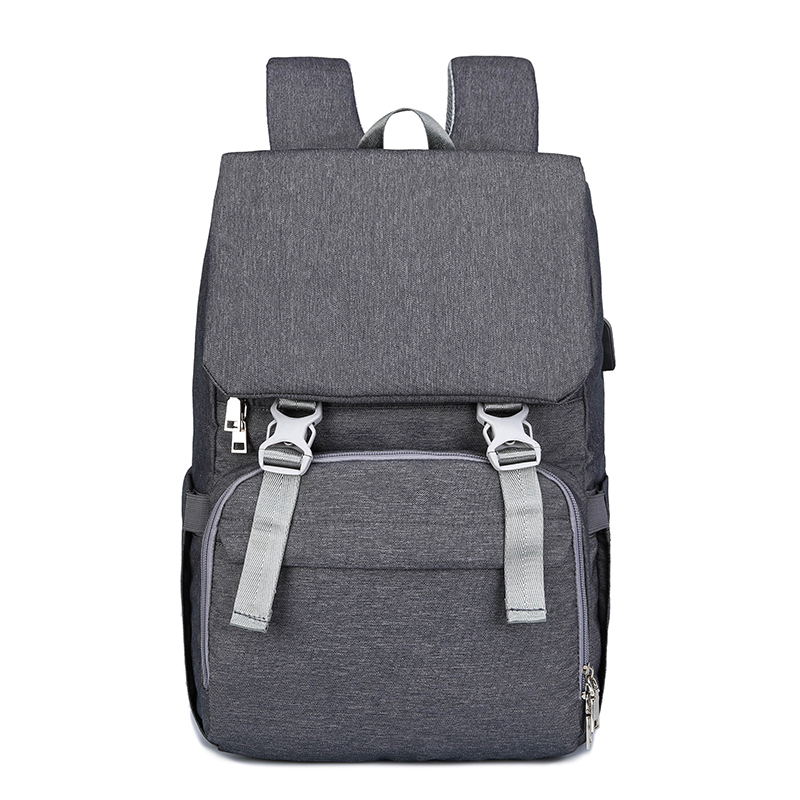 New Arrival Mummy Maternity Nappy Bag Large Capacity Nappy Bag Travel Backpack Nursing Bag for Baby Care Women USB Charging Bag