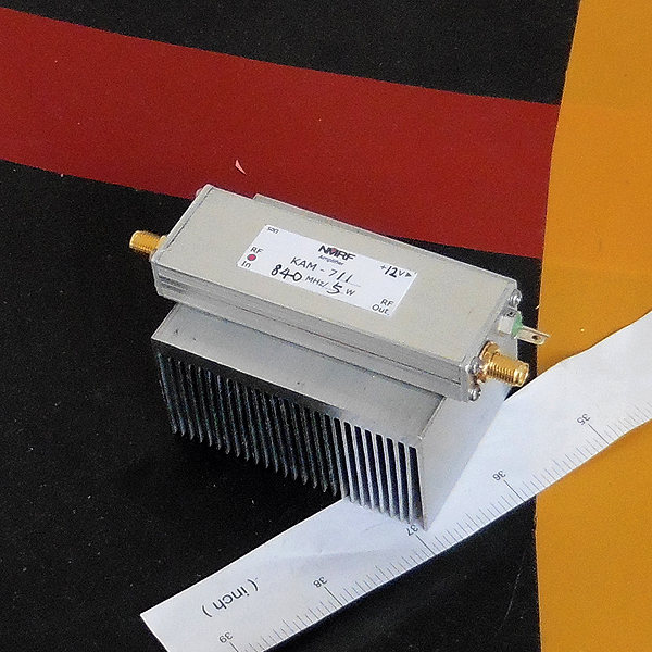 Radio Frequency Amplifier 10mhz500mhz Rf Amplifier