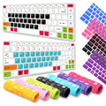Notebook computer keyboard protective film For Lenovo B470 Z475 G360 Y480 V370 B40-80 V480 waterproof silicone keyboard covers