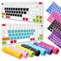 Película protectora del teclado del ordenador portátil para lenovo b470 v370 g360 z475 y480 v480 b40-80 teclado de silicona resistente al agua cubre