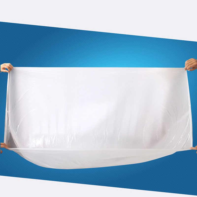 ポータブル使い捨て旅行バスタブフィルムバッグ厚みの折りたたみ浴槽カバー家族ホテルバスタブフィルム衛生不可欠ビジネス