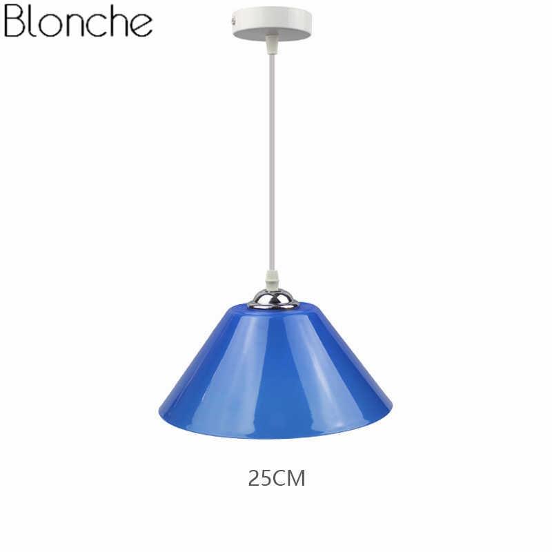 โมเดิร์น PVC จี้ไฟ Led Nordic พลาสติกโคมไฟสำหรับห้องนั่งเล่นห้องครัวบ้านโคมไฟ Loft Decor โคมไฟ E27