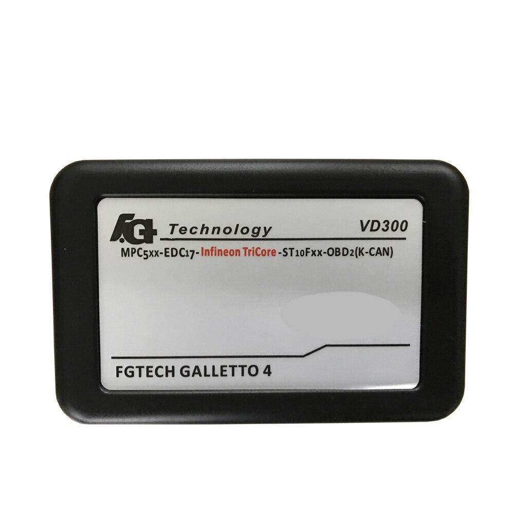 VD300 FGTECH V54 fgtech galletto 4 Master v54 FG Tech V54 vd300 BDM-tricor-obd avec fonction BDM + clé USB