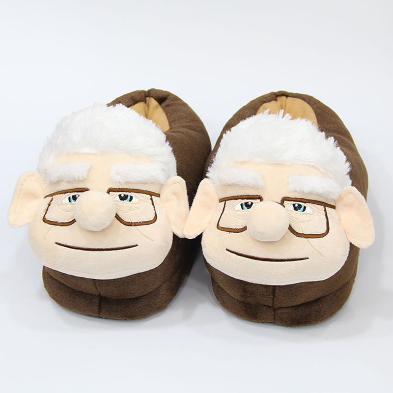 Grandfather Slippers 2