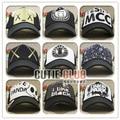Free shipping Trendy Fashion Unisex Mesh Cap Truck Snapback hiphop hat Lovers Baseball caps Sun Hat For Women Men Snapbacks