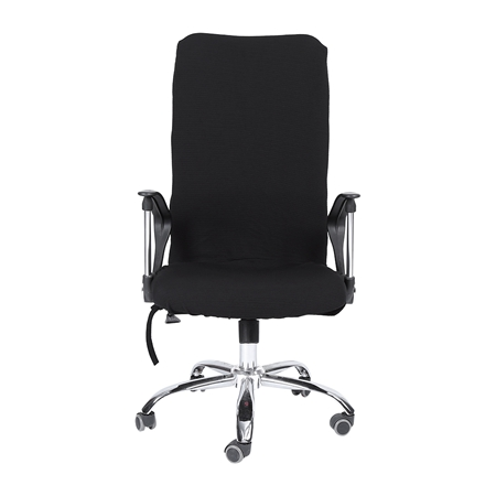arm chair covers for office chairs montreal dropwow removable stretch swivel computer 1 2