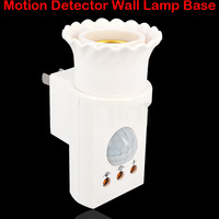 2016 Newest E27 AC 220V Human Body Infrared IR Automatic Sensor LED Bulb Light PIR Motion