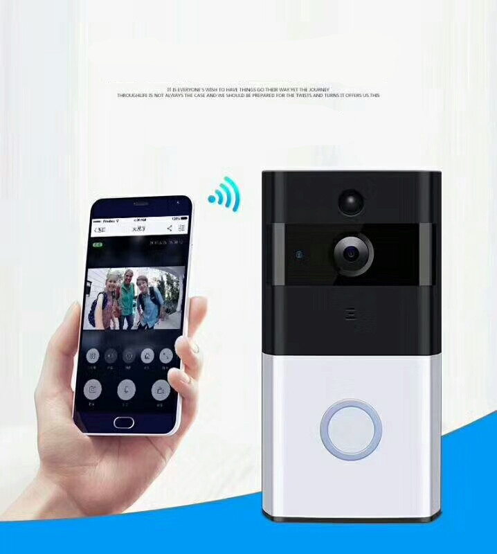 720P WIFI Video Door Phone Long Time Standby lifan 720 720