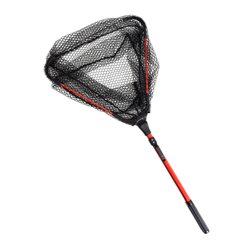 Best 100% Original Triangle Brazil Net Lixada Portable Fly Fishing Fishing Accessories cb5feb1b7314637725a2e7: style 1|style 2