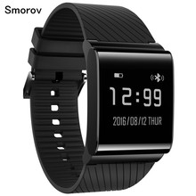 Smorov Smart Watch X9 Plus Bluetooth Smartwatch Waterproof Heart Rate Blood Pressure Oxygen Monitor Bracelet for Android IOS