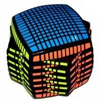 Мою 13 слоев 13x13x13 Cube Скорость Magic Cube Puzzle Развивающие игрушки 136 мм круглый Форма Limited версия Мэджико Игрушечные лошадки