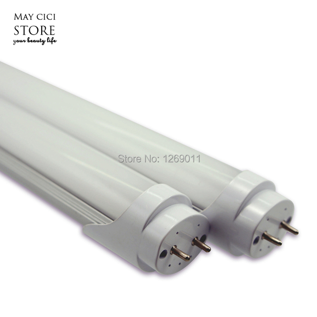 20pcs/Lot 2ft 3ft 4ft T8 LED Fluorescent Tube 10W 15W 18W  2 Year Warranty SMD2835 Epistar