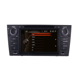 Capacitive 7 inch Touch Screen car gps navigation For BMW E90 E91 E92 E93 dvd player stereo radio multimedia head unit stereo