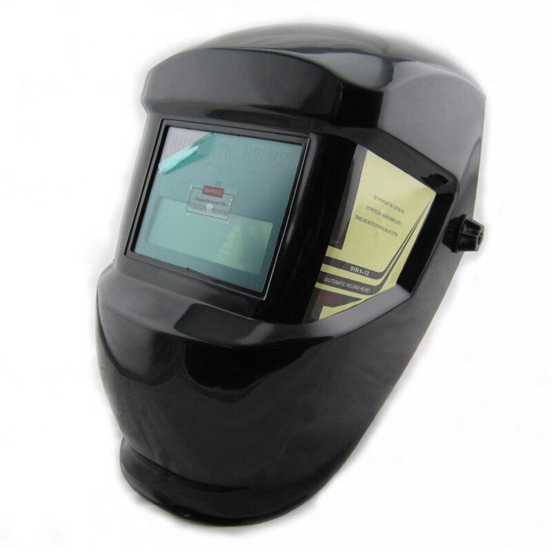 AA batterie Auto Assombrissement Casque De Soudage outils masque lunettes de soudeur/soudage filtre/lentille pour ARC MAG MIG TIG CNC machine de soudage