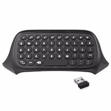 Wireless Mini Handheld Keyboard For XBOX ONE S Controller