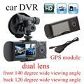 new arrival and high quality X3000 HD with GPS module dash Cam Video Camcorder Car Camera Recorder DVR Wide Angle