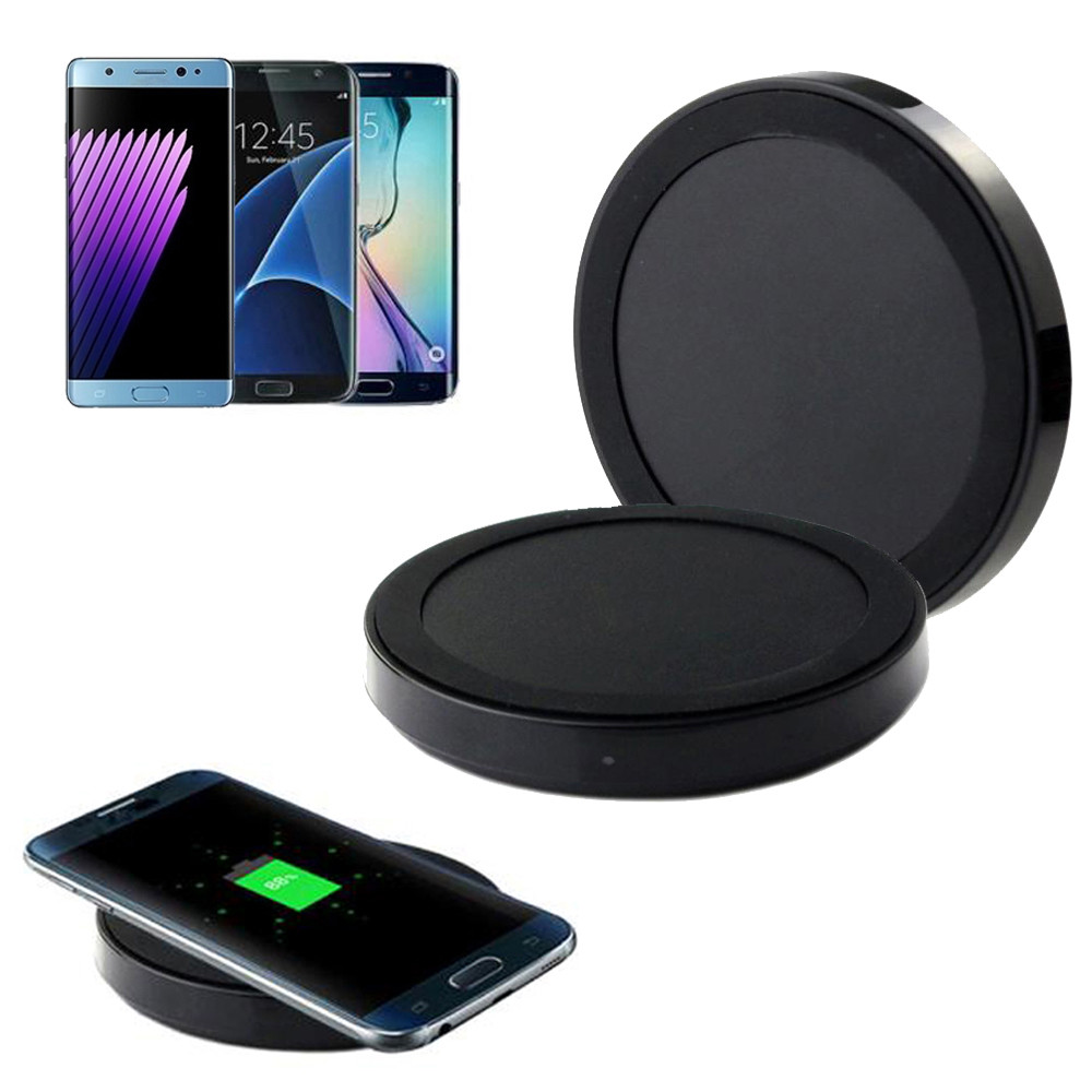 2016 New Fast Charge Wireless Charger Qi Wireless Power Charger Charging Pad For Samsung Galaxy Note 7