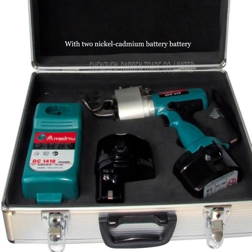 1 PC Battery Powered Aviação Snips Da Aviação Snips Elétrica Ferramenta De Corte De Chapa de Metal De Folha De Aço Inoxidável 1.5mm de Espessura - 3