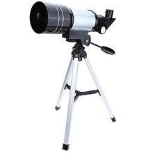 Sale F30070M Primary Monocular For Children Outdoor Astronomical Telescope Spotting Scope 300/70mm telescopio With Tripod
