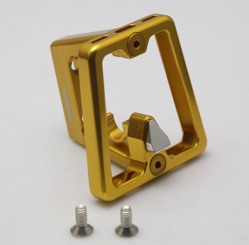 ACE Lightweight Brompton Bicycle Front Carrier Block