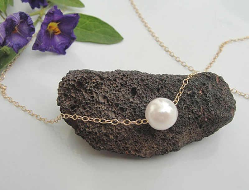 Stylish Necklace Women Erkek Kolye Chain Gothic Pendants Simple Collar Elegant Ladies Jewelry Choker Collares De Moda 2019 L0519