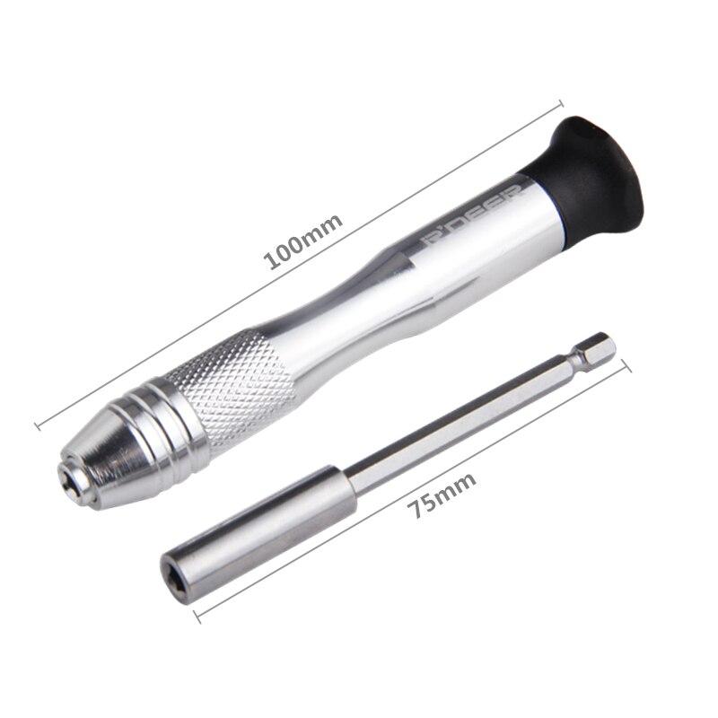 27 sztuk Zestaw wkrętaków precyzyjnych Zestaw kluczy nasadowych z - Zestawy narzędzi - Zdjęcie 3
