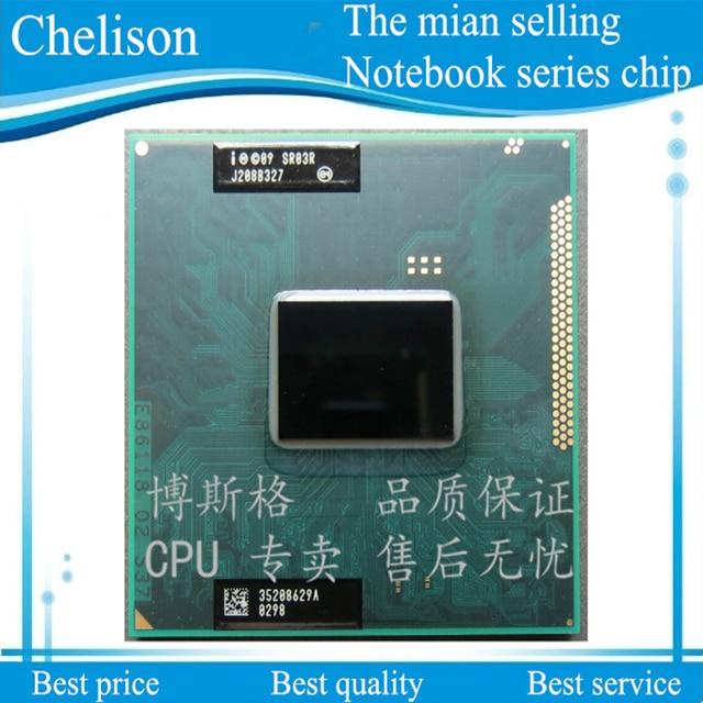 New CPU Core CPU I7-2640M SR03R I7 2640M SRO3R 2.8G-3.5G/4M for HM65 HM67