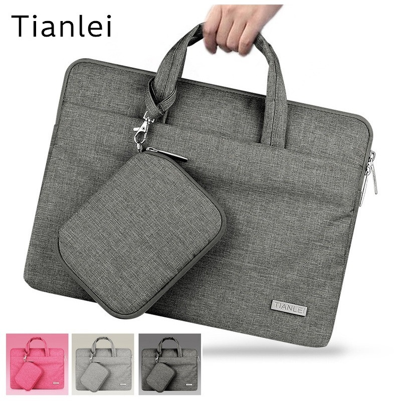 2018 Newest Brand Tianlei Bag For Laptop 13,14,15,15.6 inch,Case For Macbook Air Pro 13.3,15.4 Handbag, Free Drop Shipping