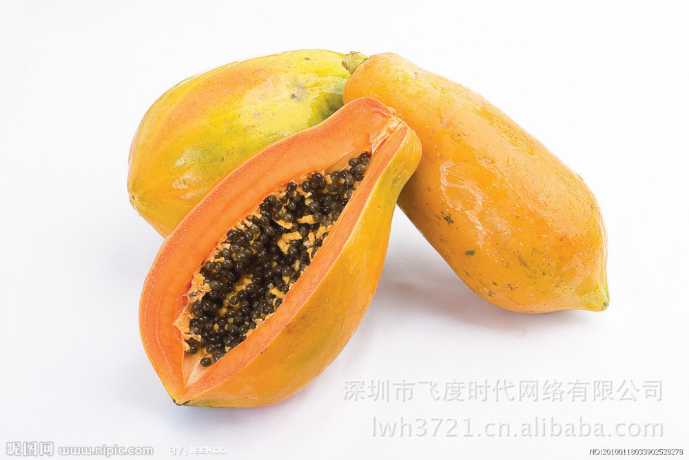 Original Package 6 Pawpaw Seeds China Flowering Quince Chaenomeles Fruit B083