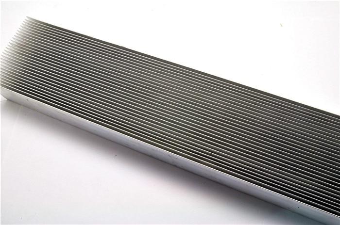 Aluminum Alloy 300*69*36MM  High Quality Heat Sink Radiator Router Heat Sink  Power Amplifier Heat Sink