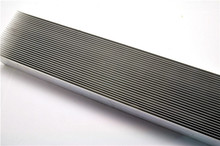 Алюминиевый сплав 300 * 69 * 36 мм высокое качество радиатор маршрутизатор теплоотвод усилитель мощности теплоотвода