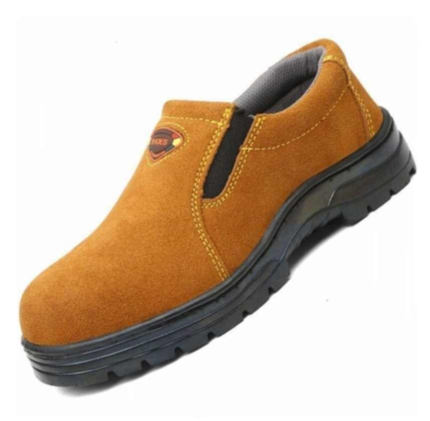 ワークブーツ建設男性の屋外スチールつま先キャップの靴男性迷彩パンク証拠高品質安全靴ビッグサイズ