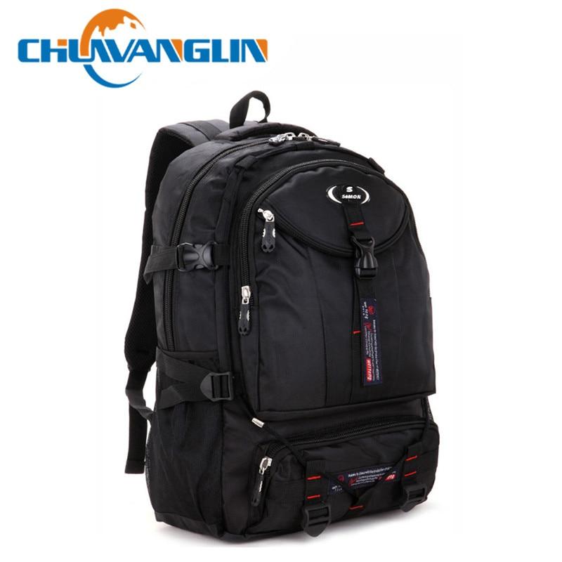 Obligatorisch Chuwanglin Mode Freizeit Große Kapazität Bergsteigen Tasche Reisetasche Reine Farbe Nylon Herren Rucksack Zdd5251 Gepäck & Taschen