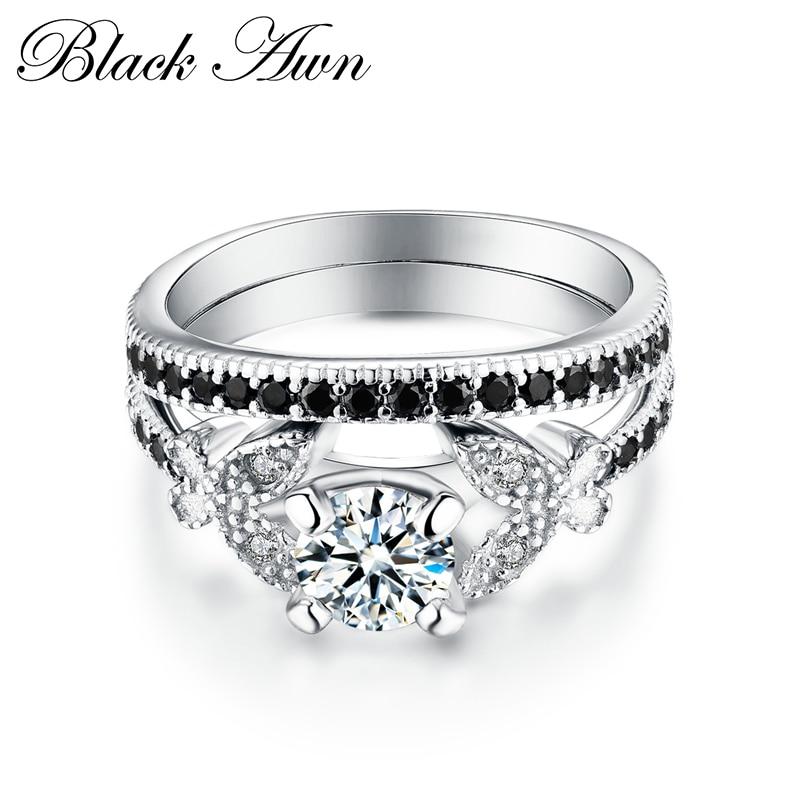 Luxusni Anillos Mujer Neo Goticky Sarm 925 Sterling Silver Sperky