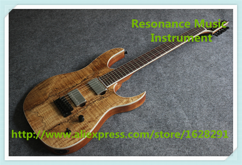 High Quality Natural Wood Grain Finish Custom Shop Electric Guitars As Picture For Sale цены онлайн