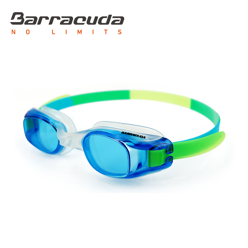 Barracuda Junior Swim Goggle FRENZY Anti-fog UV Protection Shatter-resistance Easy adjus ...