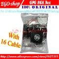 100% Original NCK Box com 16 Cabos Completa ativado/Desbloqueio & Repair & Flash frete grátis