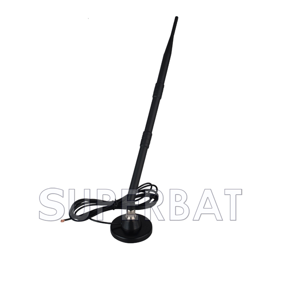 Антэна Superbat 4G LTE 700-2600Mhz 9dbi - Камунікацыйнае абсталяванне - Фота 3