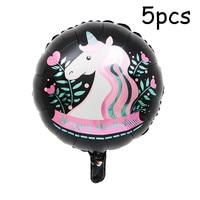unicorn-5pcs-18inch