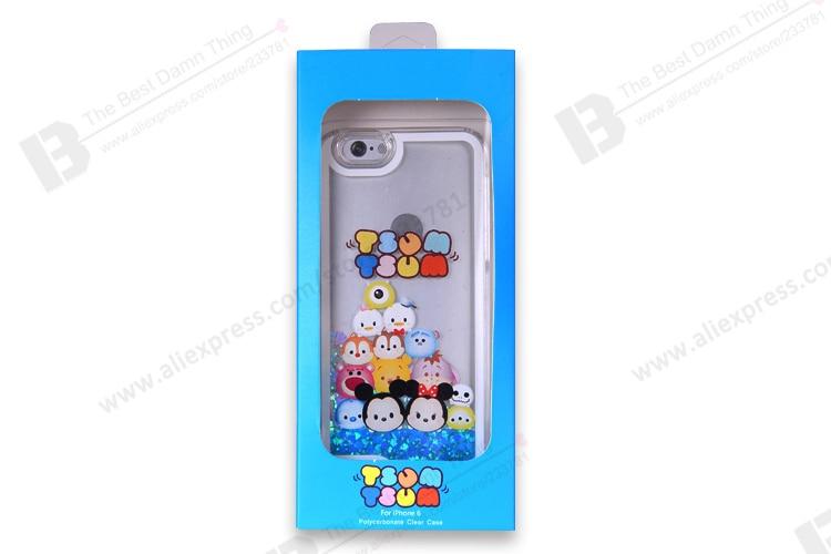 Disney Tsum Tsum Glitter Case / Cover